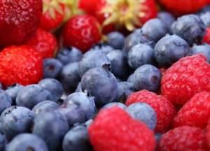 summer super fruits