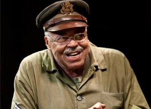 Much Ado about Nothing starring James Earl Jones as Benedick