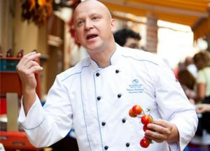Chef Tomasz Kozlowski