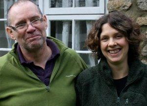 Dominic and Lisa Harvey