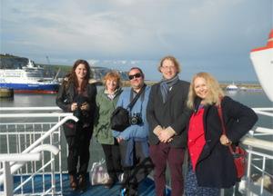 Calais to Dover ferry