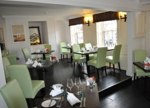 Dining room at Stanwell House