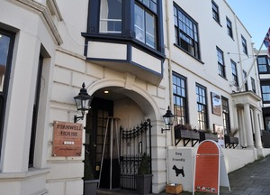 Stanwell House in Lymington