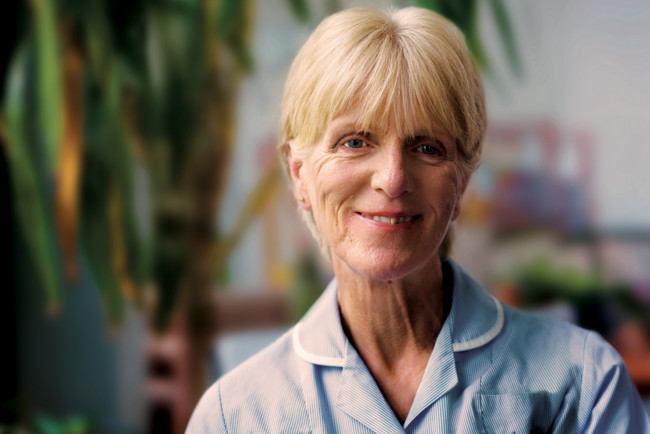 Sally Monger Godfrey