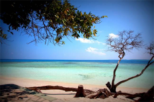 idyllic Maldives beaches