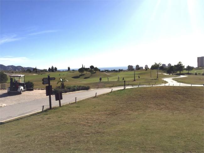 Villaitana Golf Course