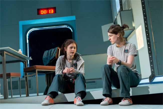 X-Ria Zmitrowicz (Mattie), Jessica Raine (Gilda)