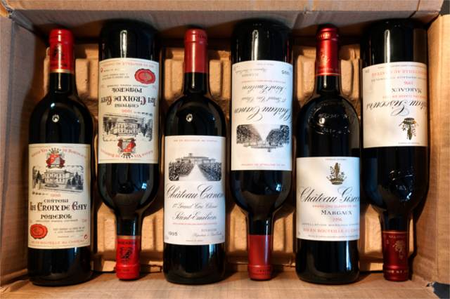 Bordeaux selection