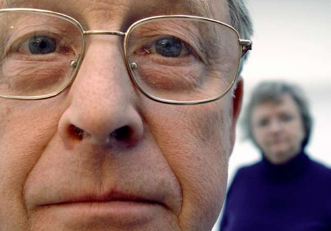 ageing eye health