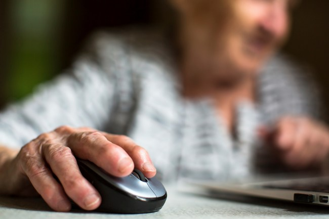 online scams and older people