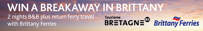 Win a breakaway in Brittany