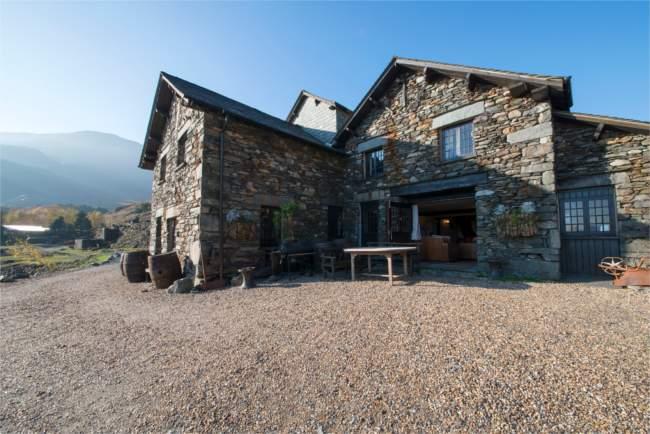 The Pelton Wheel Cottage – The Lake District