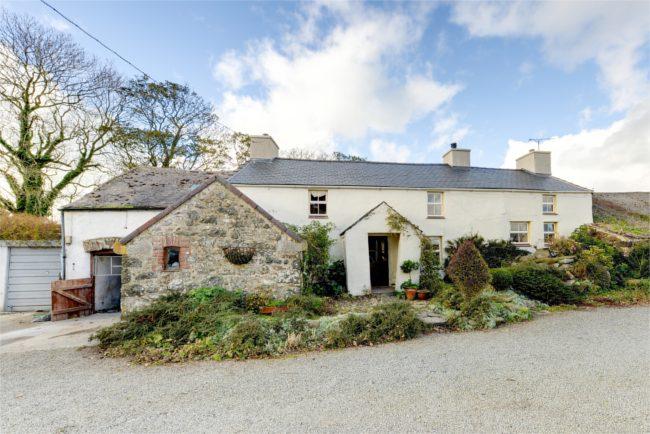 Tyddyn Truan – Anglesey, North Wales