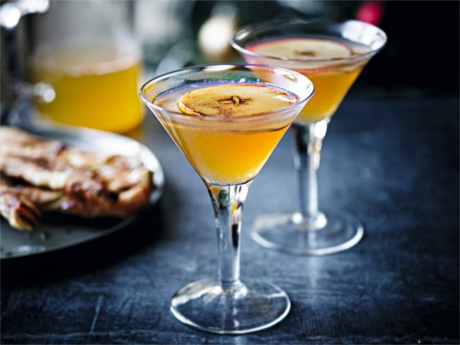 Heston's Toffee Martini