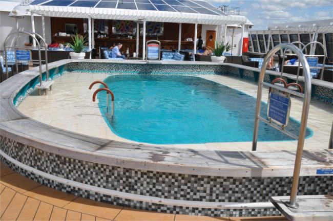 Braemar swimming pool