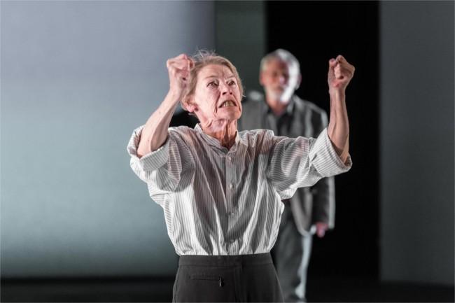 Glenda Jackson, King Lear
