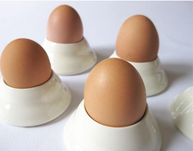 Jo Davies egg cups