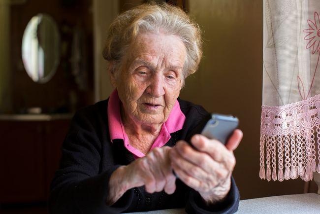 vulnerable older person