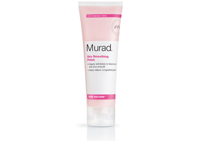 Murad's skin smoothing polish