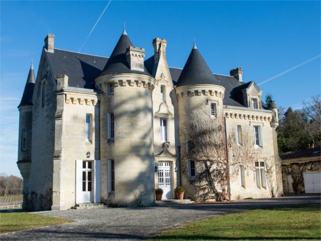 Château Le Petit Verdus – Bordeaux, France