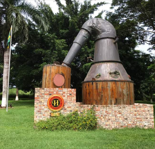 Hampden Rum Plantation