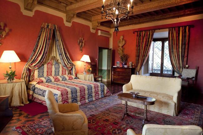 Campiglia Marittima Castle – Tuscany, Italy