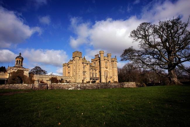 Duns Castle – South of Edinburgh, Scotland