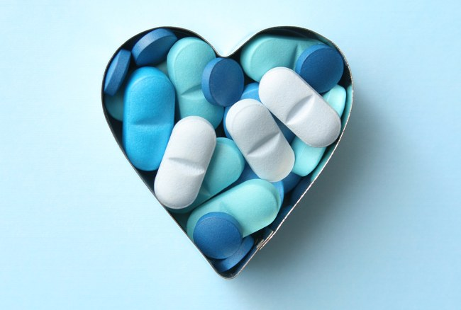 beta blocker medication may not benefit heart patients