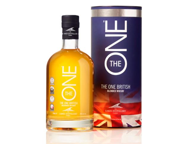 The ONE British whisky