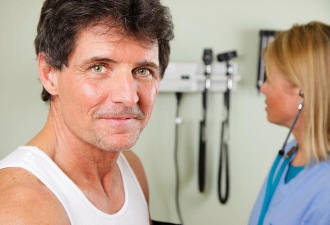 men's health in laterlife