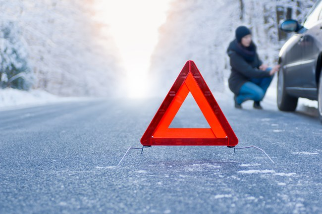 winter breakdown