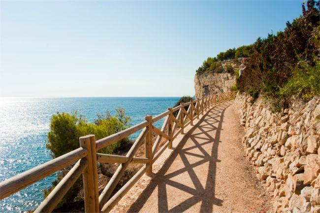 Walking - coastal path