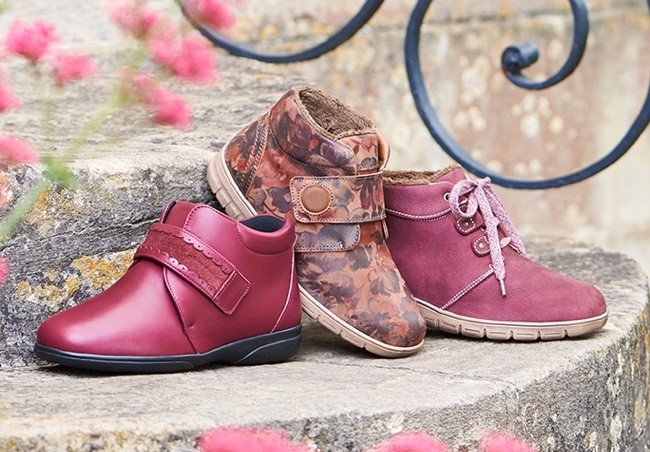 Cosyfeet boots