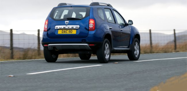 Dacia Duster exceeds expectations in a new era of affordable SUVs