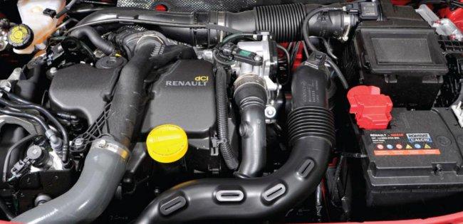 Dacia Renault-built engine