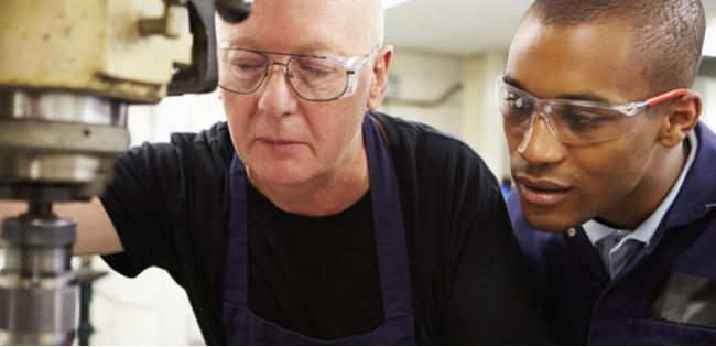 importance of older people in workplace
