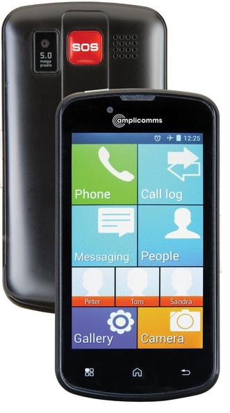 Smartphone review: amplicomms PowerTel M9000