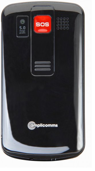 Amplicomms M9000 emergency button