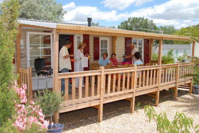 Buying a mobile home in France   50 Connect