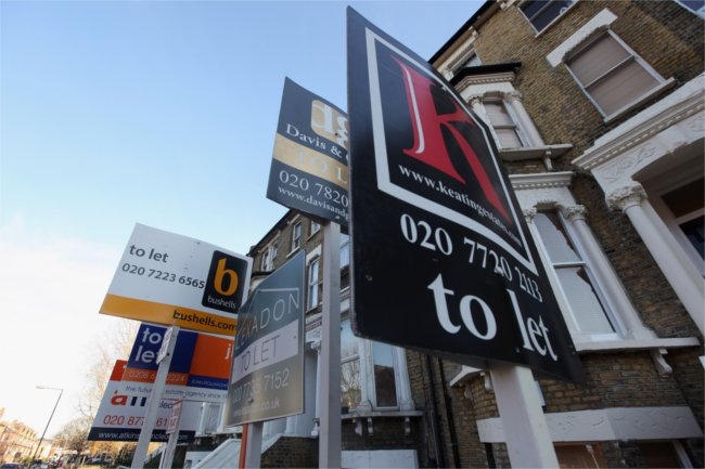 The property market place just won't go away