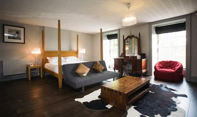Outstanding suite at Hammet House, Pembrokeshire