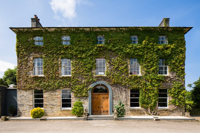 Hammet House, Pembrokeshire