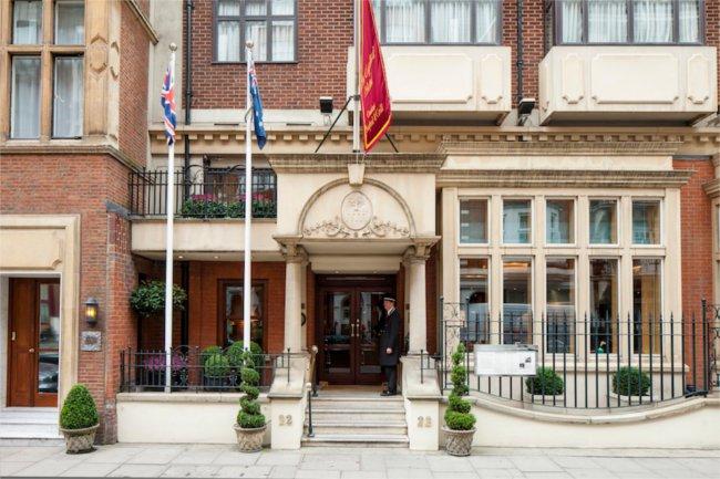 The Capital Hotel, London