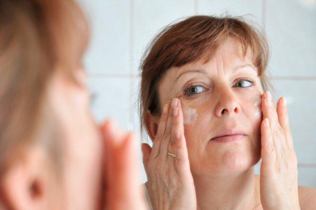natural facial scrub