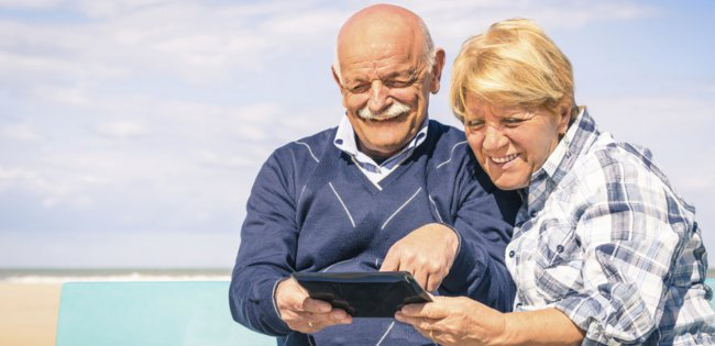 older web users