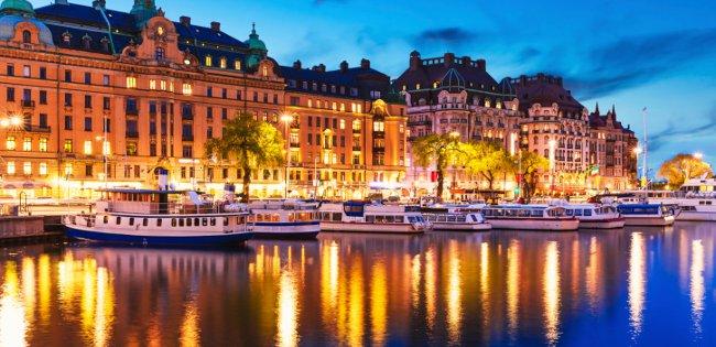 Stockholm Christmas