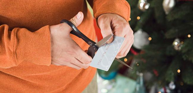 Christmas spending and debt management