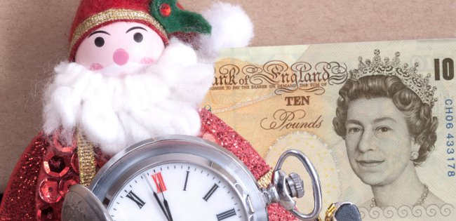 manage your finances at Christmas