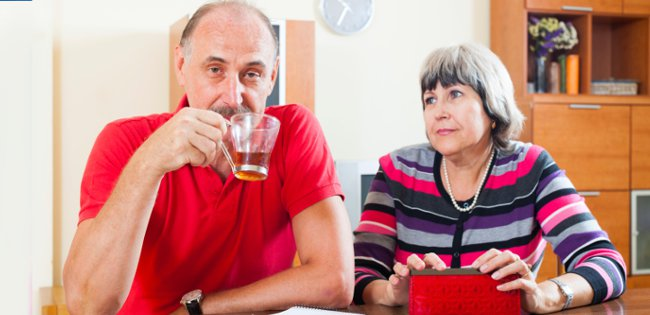Divorce in later life