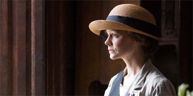 Carey Mulligan in Suffragette